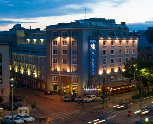 Нова Година 2018 в Букурещ