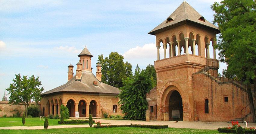 Солниците в Слъник , Двореца Могошая в Букурещ и Замъка Пелеш в Синая