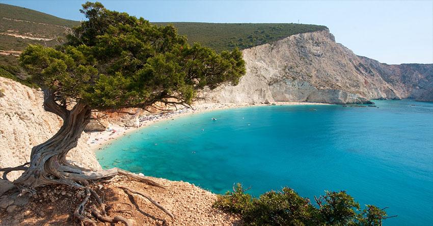 Остров Лефкада - изумрудения остров
