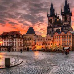 До Прага, Братислава, Гьор, Панонхалма и хълма Свети Мартин с 3 нощувки и закуски