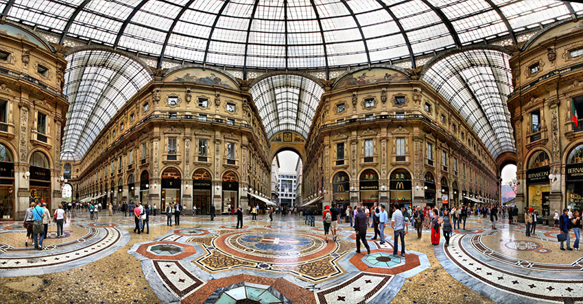 Екскурзия до Любляна, Верона, Милано, Венеция и Триест с 3 нощувки и 3 закуски