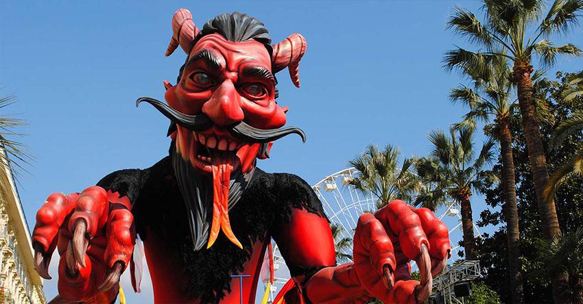Карнавал в Ница, Мантон и Венеция