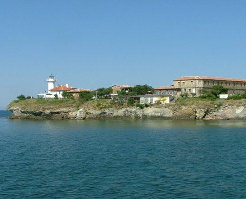 """Остров Анастасия - Замъка """"Влюбен във Вятъра"""""""