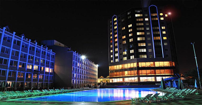 Спа почивка в хотел Kumburgaz Marin Princess на брега на Мраморно море в Истанбул