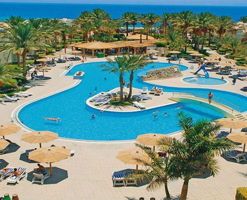 ALL INCLUSIVE – ЕГИПЕТ 2019 - PALM BEACH RESORT 4*
