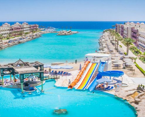 ALL INCLUSIVE – ЕГИПЕТ 2019 - SUNNY DAYS EL PALACIO RESORT & SPA 4*, ХУРГАДА