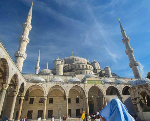 На 22-ри септември до Истанбул