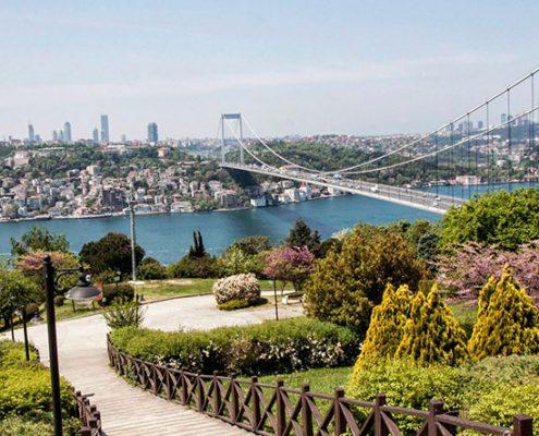 Стандартен уикенд в Истанбул
