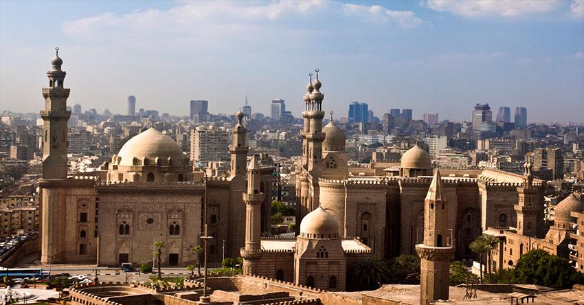 Почивка в ЕГИПЕТ – ЕСЕН 2019 Комбинирана програма 1 нощувка в Кайро + 6 нощувки в Хургада или региона