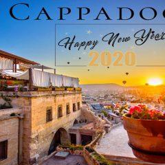 НОВА ГОДИНА 2020 В КАПАДОКИЯ