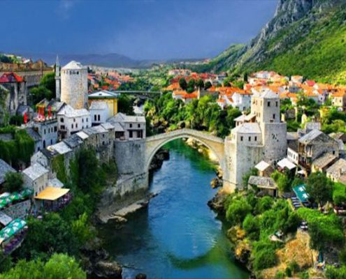 Нова година в Босна и Херцеговина