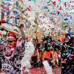 Златоград и карнавалът в Ксанти