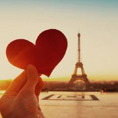 Свети Валентин в Париж, самолетна програма