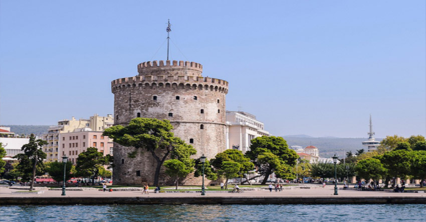 Уикенд в Солун
