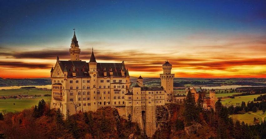Баварски замъци 2020